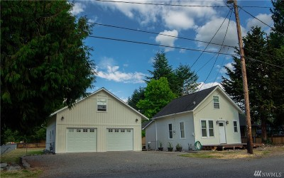 Single Family Home For Sale: 402 Mill Ave SE