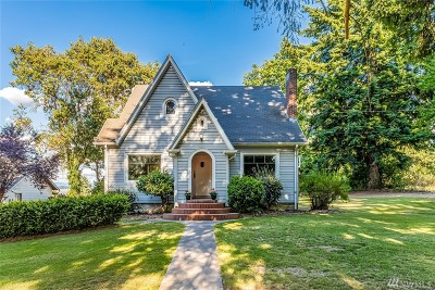 Tacoma Single Family Home For Sale: 4419 Vickery Ave E