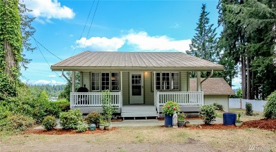 Belfair Single Family Home For Sale: 5720 E State Route 302