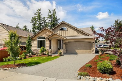 Maple Valley Single Family Home For Sale: 23870 SE 286th Place