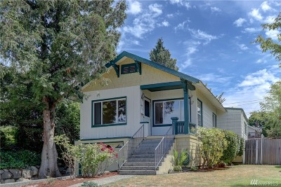 Seattle Single Family Home For Sale: 5912 46th Ave SW