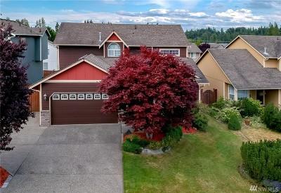 Bonney Lake Single Family Home For Sale: 21204 83rd St E