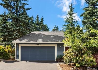 Kirkland Single Family Home For Sale: 11701 NE 105th Lane
