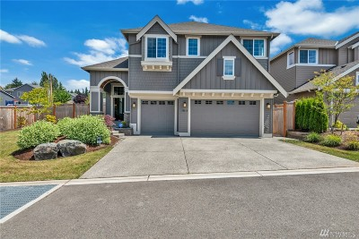 Bothell Single Family Home For Sale: 20216 85th Place NE