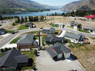 Chelan, Chelan Falls, Entiat, Manson, Brewster, Bridgeport, Orondo Residential Lots & Land For Sale: 1009 Crest Lp