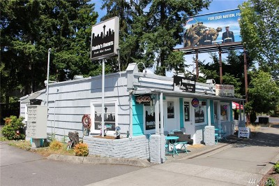 Kenmore Commercial For Sale: 7228 NE Bothell Wy