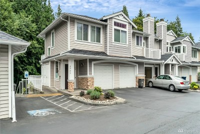 Snohomish Condo/Townhouse For Sale: 6515 134th Place SE Place SE #F 3