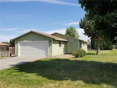 Single Family Home For Sale: 605 N Desdemona St