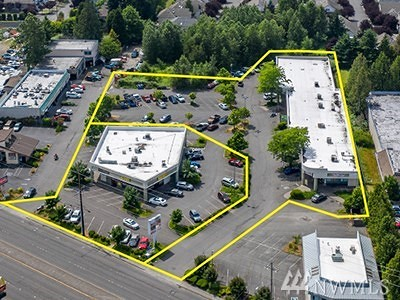 Lynnwood Commercial For Sale: 14920 Highway 99