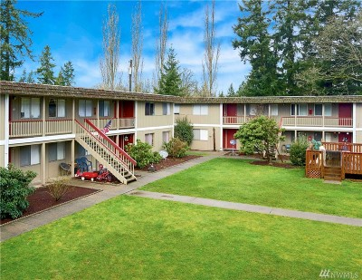 Pierce County Multi Family Home For Sale: 8810 John Dower Rd SW