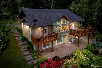 Arlington Single Family Home For Sale: 15220 125th Ave NE