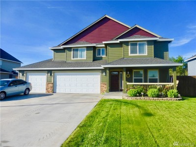 Moses Lake WA Single Family Home For Sale: $295,000