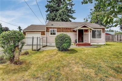 Renton Single Family Home For Sale: 2201 Union Ave NE