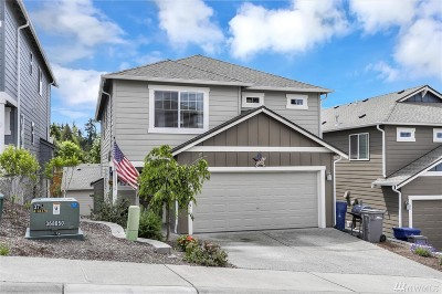 Lake Stevens Single Family Home For Sale: 7124 18th Place SE