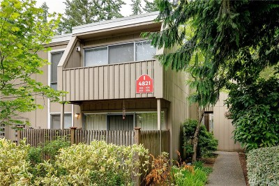 Lynnwood Condo/Townhouse For Sale: 4821 180th St SW #I203