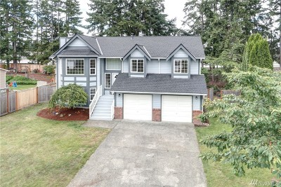 Puyallup Single Family Home For Sale: 17217 92nd Ave E