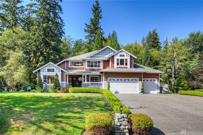 Woodinville Single Family Home For Sale: 23620 NE 183rd St