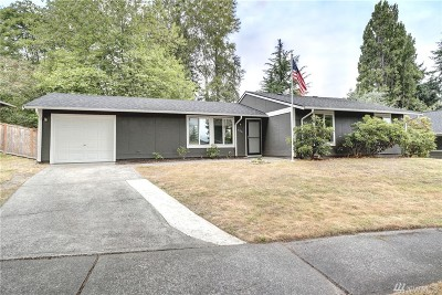 Tacoma Single Family Home For Sale: 5601 N 39th St
