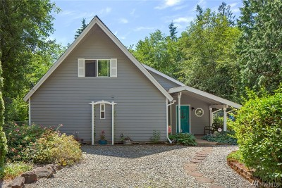 Gig Harbor Single Family Home For Sale: 12316 106th St NW