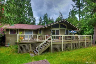 Snoqualmie Single Family Home For Sale: 44011 SE 78th St