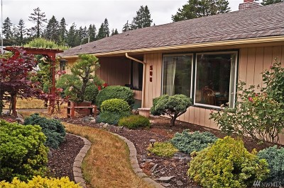 Shelton WA Single Family Home Pending: $239,500