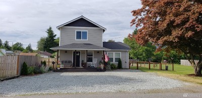 Sedro Woolley Single Family Home For Sale: 608 Sterling St
