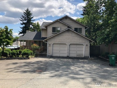 Seattle Single Family Home For Sale: 2151 N 115th St