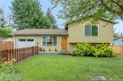 Kenmore Single Family Home Contingent: 6135 NE 203rd St