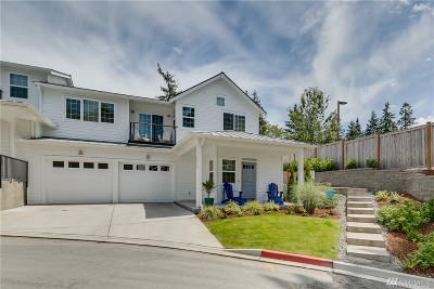Mukilteo Condo/Townhouse For Sale: 5410 80th Place SW