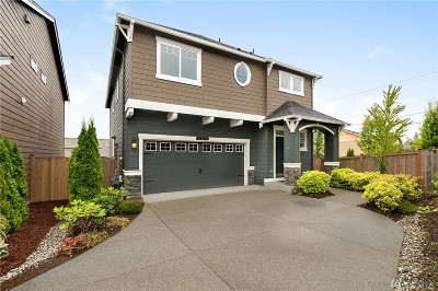 Lynnwood Condo/Townhouse For Sale: 323 202nd Place SW #8