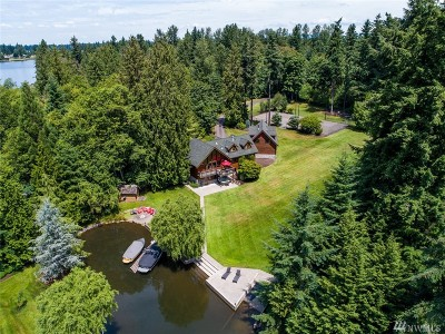 Lake Tapps Single Family Home For Sale: 21120 Snag Island Dr E