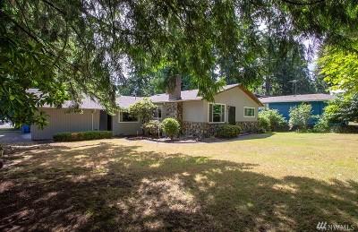 Shoreline Single Family Home For Sale: 17636 Ashworth Ave N
