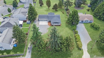 Spanaway Single Family Home For Sale: 7514 192nd St E