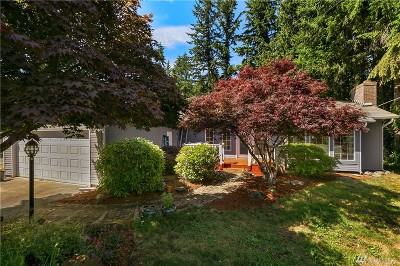 Edmonds Single Family Home For Sale: 8019 181st Place SW