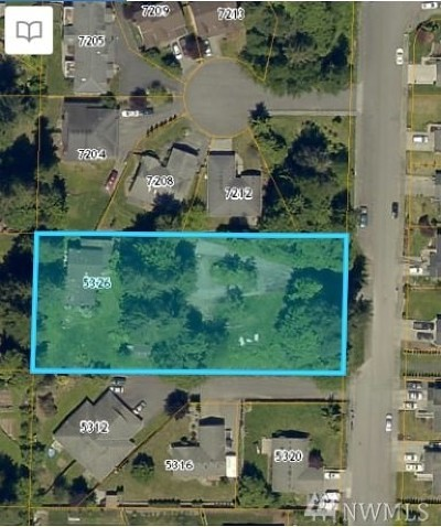 Marysville Residential Lots & Land For Sale: 5326 73rd Ave NE