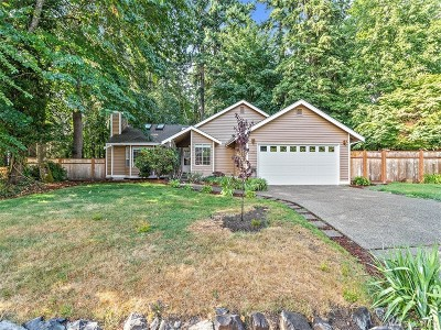 Gig Harbor Single Family Home For Sale: 4103 60th St Ct NW