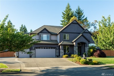 Federal Way Single Family Home For Sale: 614 SW 361st St