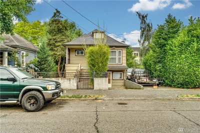 Seattle Single Family Home For Sale: 6621 Carleton Ave S