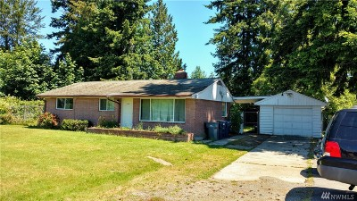 Mukilteo Commercial For Sale: 12223 Mukilteo Speedway