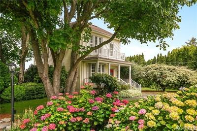 Mount Vernon Single Family Home Contingent: 17959 Bennett Rd