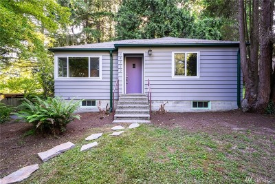 Bothell Single Family Home For Sale: 18715 107th Ave NE
