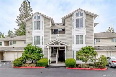 Everett Condo/Townhouse For Sale: 2001 120th Place SE #4-304