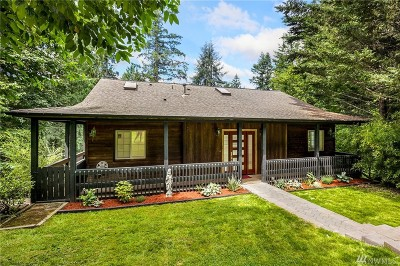 Redmond Single Family Home For Sale: 3515 289th Ave NE
