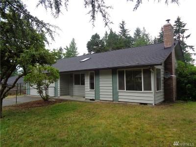 Port Orchard Single Family Home For Sale: 4979 Dana Dr SE