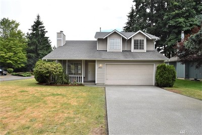 Lacey Single Family Home For Sale: 4813 28th Ave SE