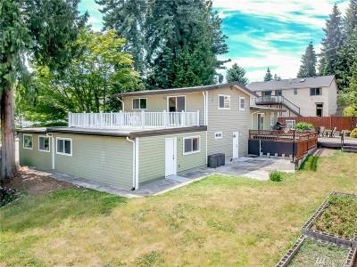 Bellevue Single Family Home For Sale: 12252 NE 5th St