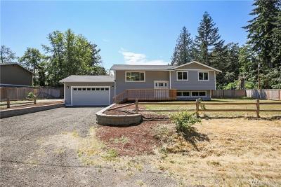 Port Orchard Single Family Home For Sale: 8018 E Cricket Lane