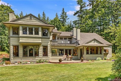 Sammamish Single Family Home For Sale: 23741 SE 18th St