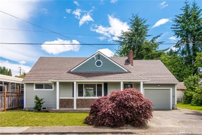 Tumwater Single Family Home Pending: 3508 Quince St SE