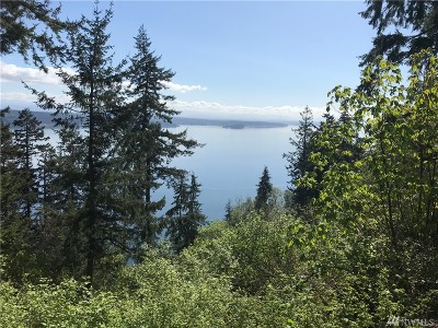 Camano Island Residential Lots & Land For Sale: 3925 SE Camano Dr #lot 7
